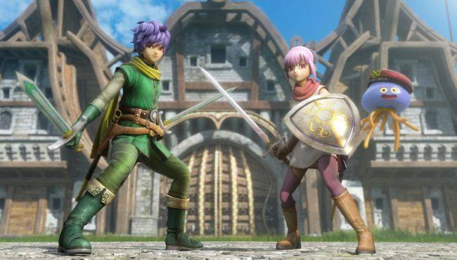 Dragon Quest Heroes 2 is coming to Steam in April