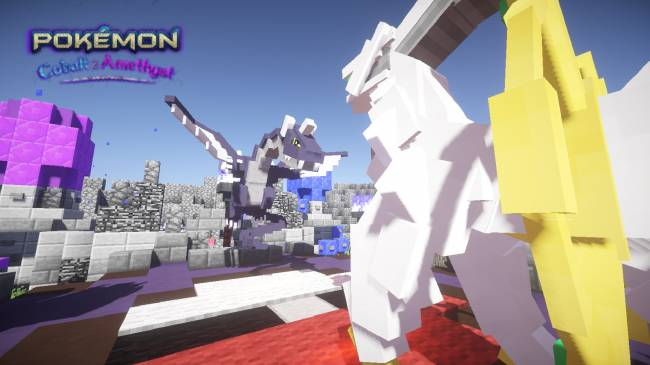 An entire 'Pokemon' game is playable inside 'Minecraft'