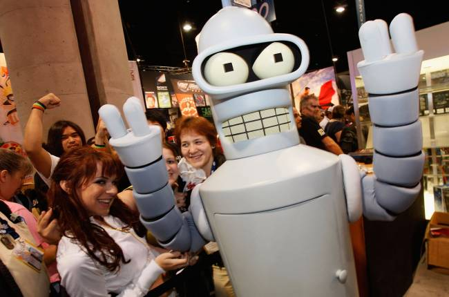 The next 'Futurama' mobile game has the show's creators aboard