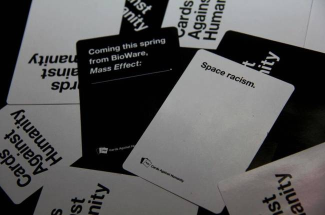 'Mass Effect' gets raunchy in its new Cards Against Humanity pack
