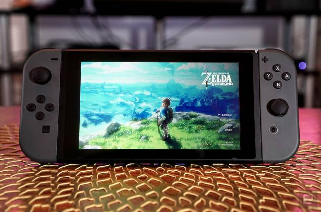 48 hours with the Nintendo Switch