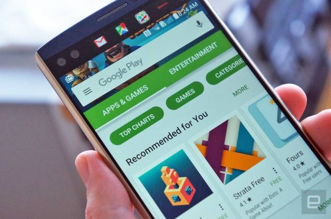 Google now lets developers offer sales on Android apps