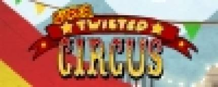 Two UK-based developers use eBay to sell their local multiplayer game, Super Twisted Circus