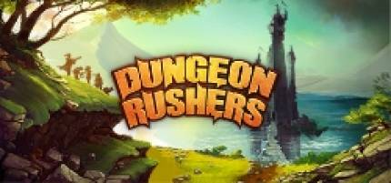 Enjoy tactical, turn-based combat in Dungeon Rushers, out now on iOS and Android