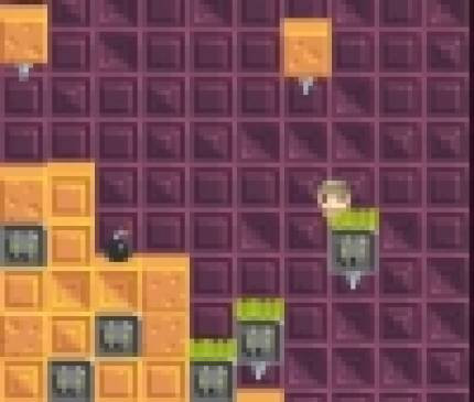 Avoid spikes and collect diamonds in Temple of Spikes, coming to mobile on March 2nd
