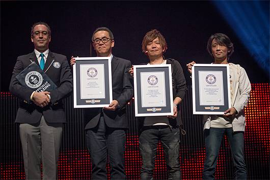 """Final Fantasy"" IP Wins Guiness World Records"