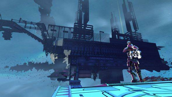Super Cloudbuilt remakes 2014's hectic parkour platformer, coming summer this year