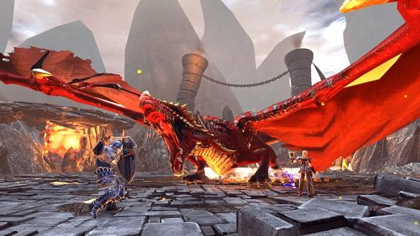 Neverwinter giveaway! Win one of 1,000 Trove of Elemental Evil packs!