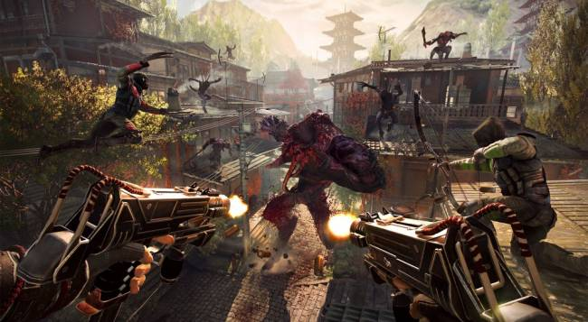 Shadow Warrior 2 and Payday 2 Partner Up for Crossover Event