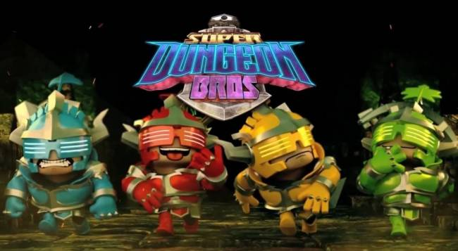 Super Dungeon Bros Co-Op Review