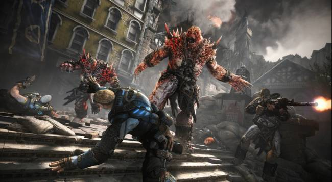 Earn Unique In-Game Prizes in Gears of War 4 Event This Weekend