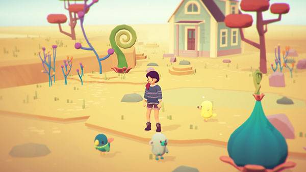 Ooblets to be published by Double Fine Productions for Xbox One and PC