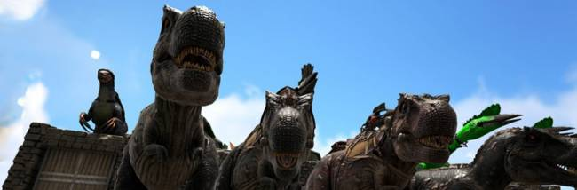 ARK is abandoning the claiming of abandoned dinos