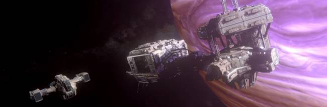 Hellion's cinematic trailer cautions of the danger of space hijackers