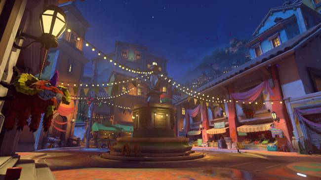Overwatch's Mexican Map is Actually Based on Italy