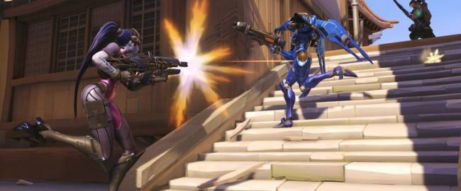Overwatch Pro Player Destroys Hacker Impersonating Him in Game