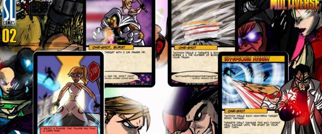 Come Watch Us Play Sentinels of the Multiverse On Twitch At 4 PM ET