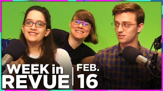 Black Panther & Florence: It's Week in Revue!