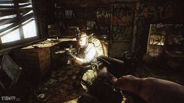 Escape From Tarkov is incredibly laggy, and its developers are working to fix it