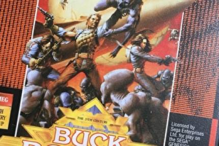 I owe everything I am to Buck Rogers: Countdown to Doomsday