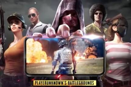 Here's how PUBG on mobile phones compares to the original game