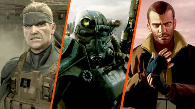 Remembering 2008: The Biggest Games That Turn 10 This Year