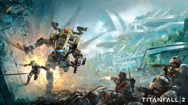 Get Titanfall 2 New for Less Than $5