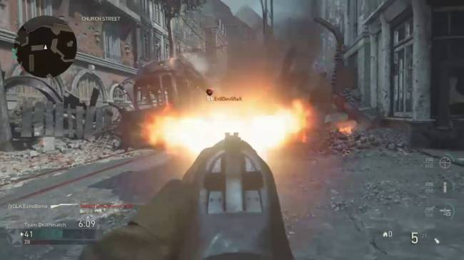 Call of Duty: WWII Community Playlist Voting Now Live, Vote Here
