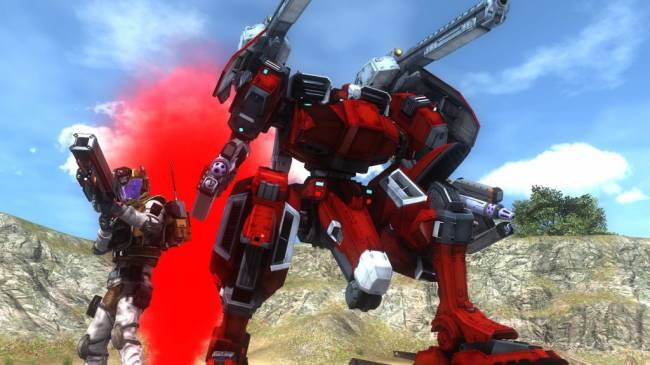 Earth Defense Force 5 Gets Starship Troopers Collaboration After Shipping 300,000 Copies on PS4