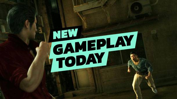 New Gameplay Today – Yakuza 6: The Song Of Life