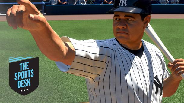 The Sports Desk –Breaking Down MLB The Show 18's Debut Trailer