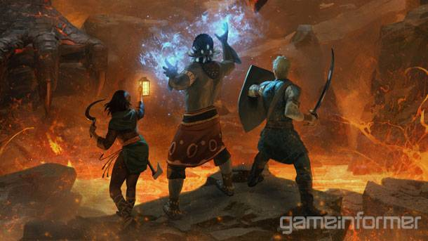 Diving In – A Conversation With Pillars Of Eternity II Director Josh Sawyer