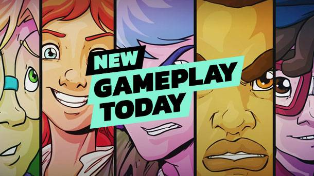 New Gameplay Today – Crossing Souls