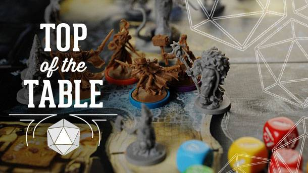 Top Of The Table – Massive Darkness