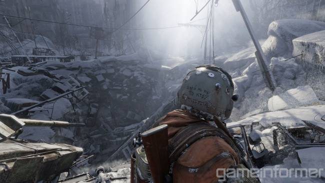 Our Exclusive Screenshot Gallery For Metro Exodus