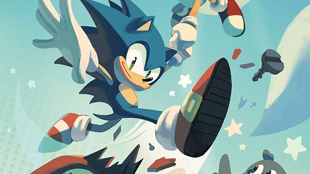 Writer Ian Flynn Discusses Giving The Sonic Comic Series A Fresh Start