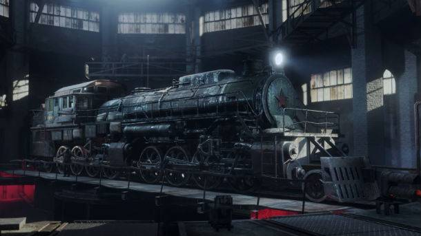 Why Metro Exodus' Train Reminds Us Of Mass Effect's Normandy