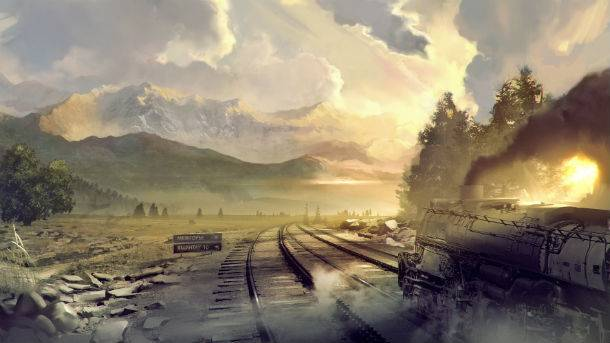 Take A Closer Look At Metro Exodus' Landscapes And Seasons With Exclusive Concept Art