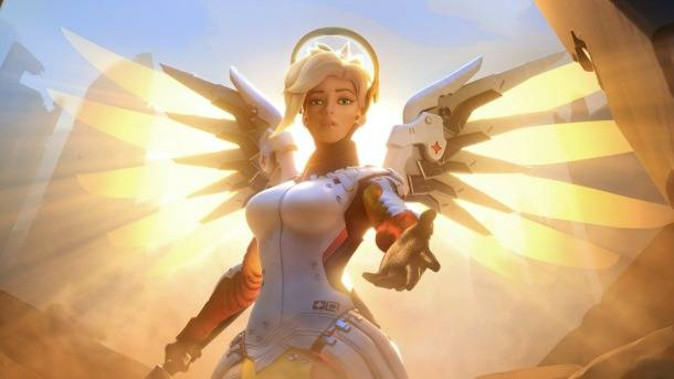 Finding Relief In Overwatch – Chronic Pain And Gaming