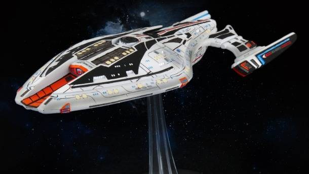 Print Your Own 3D Starships From Star Trek Online In March