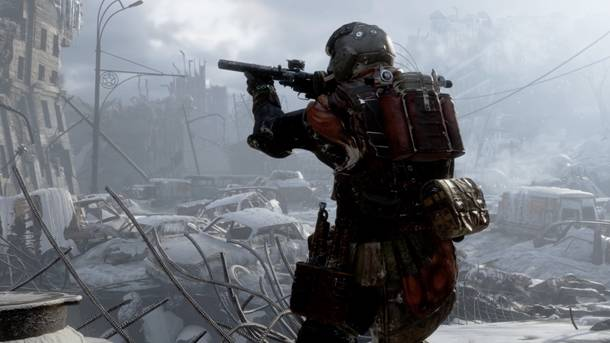 "Is Metro Exodus More Or Less ""Hardcore"" Than Last Light?"