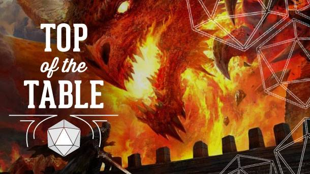 Top Of The Table – The Best Dungeons & Dragons Games (That Aren't RPGs)