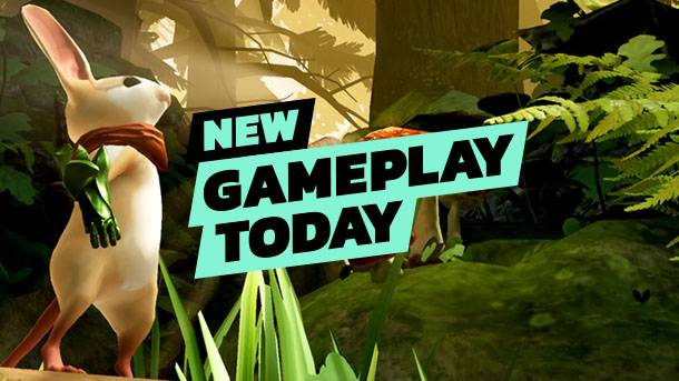 New Gameplay Today – Moss