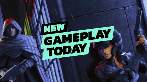 New Gameplay Today – Ion Maiden