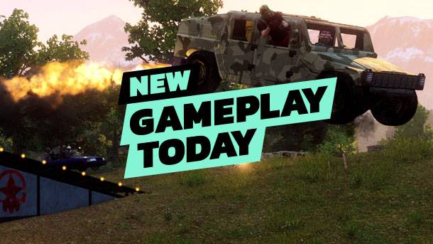 New Gameplay Today – H1Z1's Auto Royale