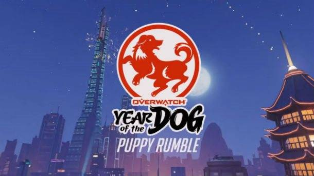 Overwatch To Determine Who The Good Boys And Girls Are With Its Puppy Rumble