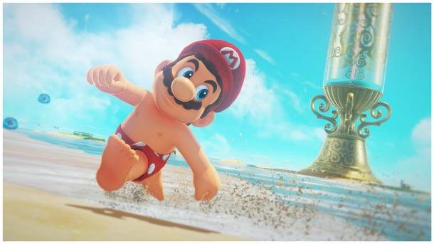 Lewd Secrets And More When Did You Know Gaming Takes On Mario