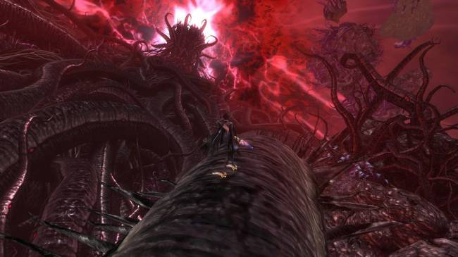 Bayonetta 2's depiction of Hell is the greatest in all of gaming