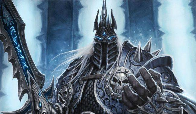 Hearthstone's 'Quest for Packs' will award 3000 card packs and the Lich King helm to one player