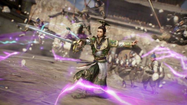 Dynasty Warriors 9 reveals army-slaughtering opening cinematic
